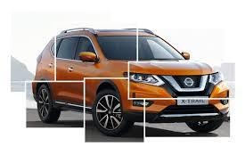 nissan be 1 design new nissan x trail 4x4 suv 7 seater car nissan