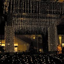 outstanding curtain christmas lights exquisite decoration