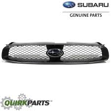exterior usa vs jdm different front grille subaru impreza 2004 2005 subaru impreza wrx sti front grille assembly oem new