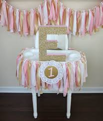Baby Shower Chair Covers Best 25 Birthday Highchair Decorations Ideas On Pinterest