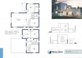 plan maison etage 3 chambres plan maison 1 etage 3 chambres 11 80m2 systembase co plansmodernes