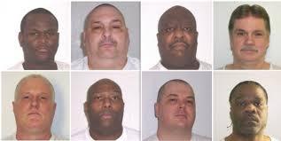 arkansas execution arkansas governor sets execution dates for 8 inmates