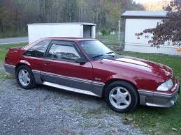 1990 ford mustang stang 1990 ford mustang specs photos modification info at