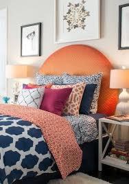 Comforter Orange Best 25 Navy Comforter Ideas On Pinterest Blue Bedding Blue