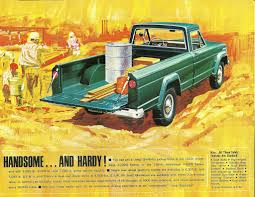 1966 jeep gladiator kaiser jeep gladiator 1965 jeep brochure from my personal u2026 flickr