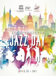 events international jazz day