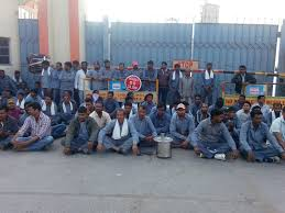 cement factory shuts doors on its labourers