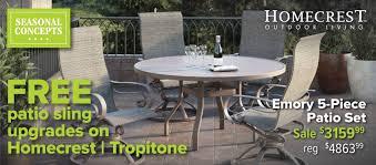 Seasonal Concepts Patio Furniture Minneapolis Patio Furniture 15 Best It U0027s Better In The