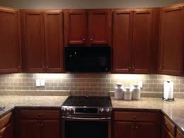 kitchen glass painting plastic cabinets granite countertops