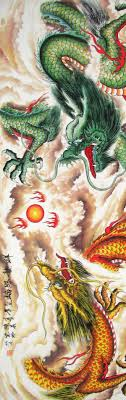 dragon artworks chinese dragon art gallery