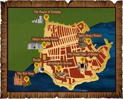us map of thrones of thrones dubrovnik tour