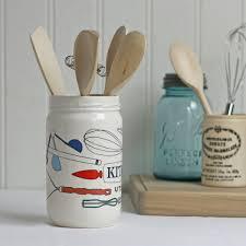 kitchen cabinet wall mounted utensil storage organize kitchen