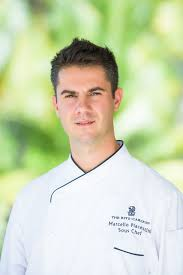 chef de cuisine culinary team the ritz carlton grand cayman