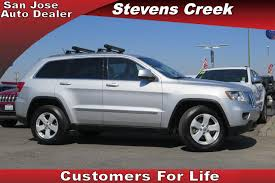 silver jeep grand cherokee jeep grand cherokee for sale cars and vehicles mountain view