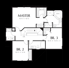 mascord house plan 21101 the connolly