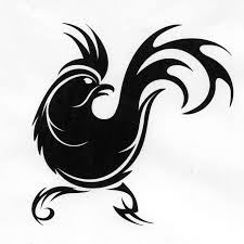 13 rooster designs