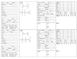 Shift Report Sheet Template Brain Sheet Template Search Pinteres