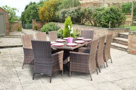 wicker dining sets wayfair mercer 5 piece outdoor set with