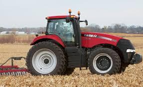magnum series row crop tractors case ih farming pinterest