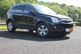 used black vauxhall antara for sale rac cars