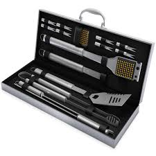 amazon com barbecue tool sets patio lawn u0026 garden