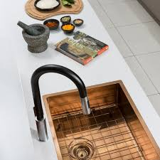 Retractable Mixer Taps Why Theyre A Popular Tap For The Kitchen - Oliveri kitchen sink