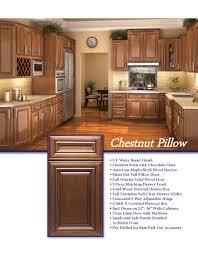chestnut kitchen cabinets bar cabinet