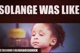Solange Meme - jay z and solange memes go cray z