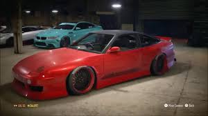 nissan 180sx jdm nissan 180sx type x need for speed 2015 customization youtube