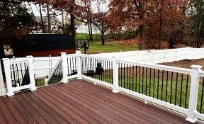 maryland decking decks patios and fencing