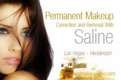 new permanent makeup correction with las vegas salt