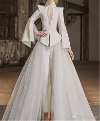 non traditional wedding dresses with sleeves modern non traditional wedding dresses sleeve