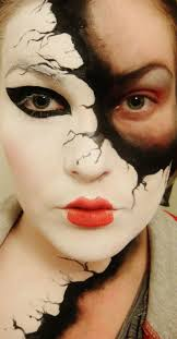 Mens Halloween Makeup Ideas Best 20 Halloween Face Paintings Ideas On Pinterest Halloween