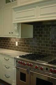 Subway Tiles Backsplash On Brown Subway Tile Kitchen Backsplashes - Brown subway tile backsplash