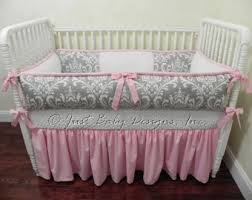 Waverly Crib Bedding Custom Baby Bedding Set Waverly Crib Bedding Lavender
