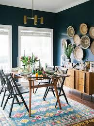 Dining Room Wall Decor Ideas Breathtaking Dining Room Wall Decor Ideas Rustic Light Blue Wall