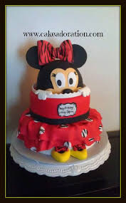 Red Minnie Mouse Cake Decorations 170 Best Minnie Mouse Images On Pinterest Minnie Mouse Party