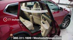 nissan rogue third row red 2016 nissan rogue for sale storage westside nissan