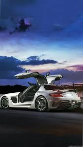 mercedes sls wallpaper mercedes sls amg coupe black series iphone 6 plus full hd