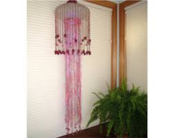 Jellyfish Pendant Light Hanging Light Jellyfish Etsy