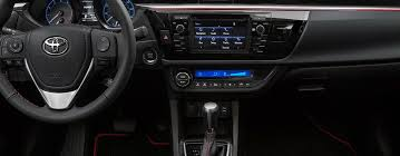 how much is a toyota corolla 2016 toyota corolla interior with accents jpg