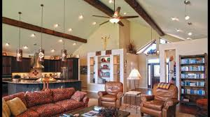 Cathedral Ceilings In Living Room Vaulted Ceiling Lighting Ideas Kitchen Living Room And Bedroom