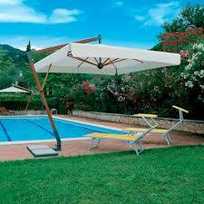 Offset Patio Umbrella by Offset Patio Umbrella Commercial Wood Aluminum Torino