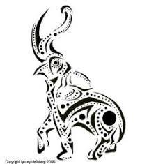 neeio lovers mysterious elephant totem tattoo henna tattoos for