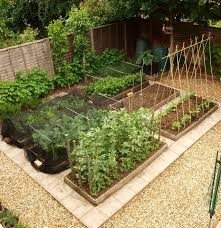 Creative Vegetable Gardens by Creative Of Small Garden Layout 17 Best Ideas About Vegetable
