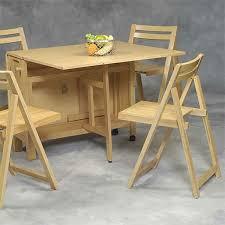 tables de cuisine pliantes designs créatifs de table pliante de cuisine archzine fr