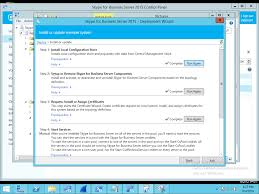skype for business interoperability manual