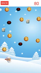 buy christmas physics game santa u0027s cookie u0026 milk gulp arcade and