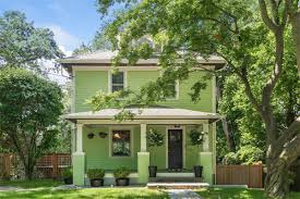 american foursquare house plans minty 1929 american foursquare home outside nyc asks 1 2m curbed