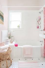 Girly Bathroom Ideas Pink Girly Bathroom Design Transitional Bathroom For The Home